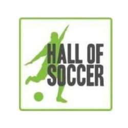 Square logo hall of soccer 2